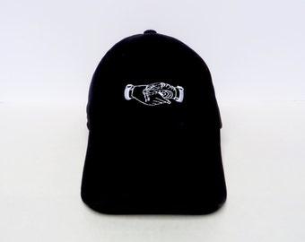 Fake Friends   Black Dad Hat