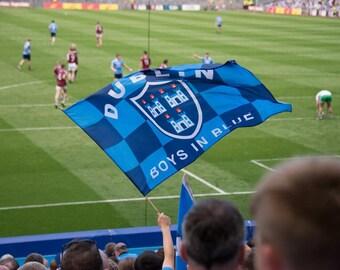 Dublin GAA Flag