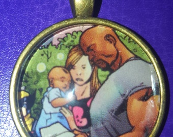 Luke Cage and Family