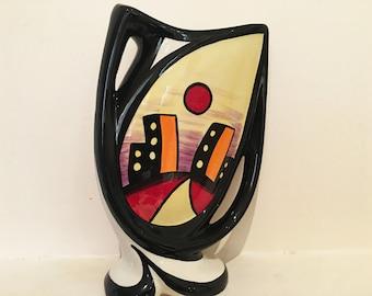 Lorna Bailey Manhattan Vase