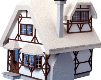 Greenleaf The Aster Cottage Dollhouse