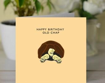 Happy Birthday Old Chap