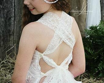 Add Lace Straps To My Dress
