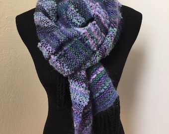 Handwoven Scarf - Gift for Her