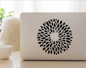 Bloom Laptop Decal