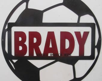 Personalized Soccer Ball 12""