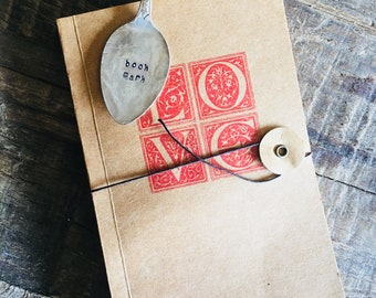 Customized Spoon Book Marker