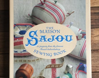 Sajou, Sewing Book