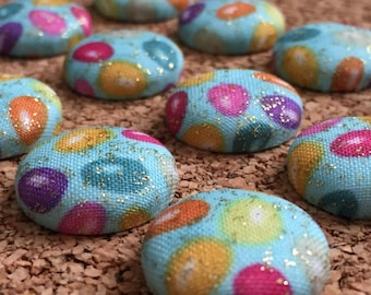 Easter Thumbtacks,Easter Egg Pushpins,Jelly Bean Thumb Tacks,Easter Gifts for Teens,Easter Gifts for Her,Easter Decorations,Fabric Push Pin