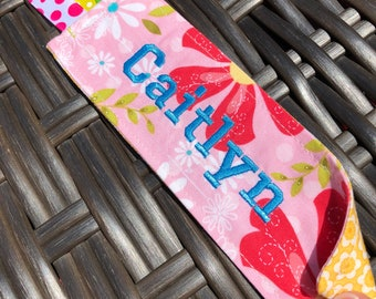 """Personalized Bookmark """"Caitlyn"""" Style"""