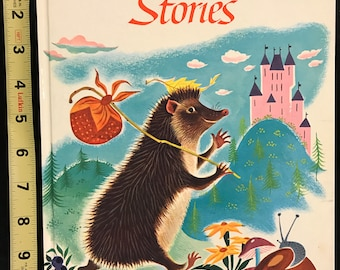 Once Upon a Time Stories - Silver Dollar Edition #0336; 1959; Translated and Adapted by Marie Ponsot