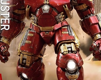 IRON MAN HULKBUSTER complete costume for cosplay