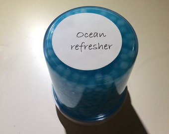 4oz ocean refresher scented like the name