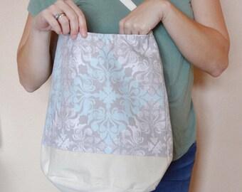 Boho mandala crossbody bag - short strap bohemian bag - womens bag - everyday bag - personalized beach bag - hippie slouch bag - sling bag