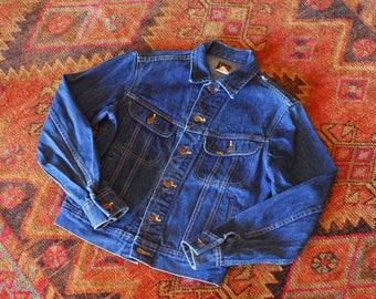 vintage Lee Riders denim jacket / size 36