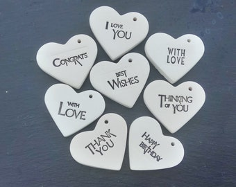 Ceramic Gift Tags