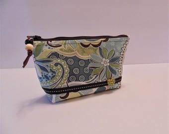 Cosmetic Case, Make up Bag, Cell Phone Case, Gadget Case, Clutch, Glasses Case