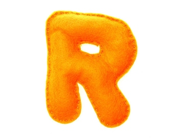 Letter 'R' - no. 258 pattern
