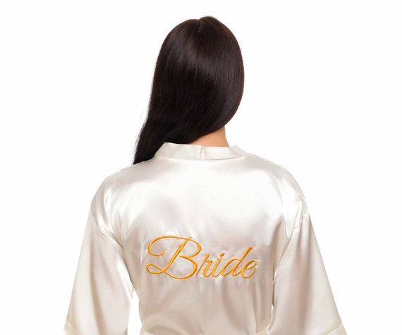 set robes of Lace robes robes Personalized 20 and Under Flower Bride 8 Cheap robes robes Bridesmaid girl robes Plus size Satin robes 5zxnxv
