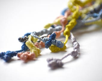 Hand-knotted Rosaries -- #21 Twine
