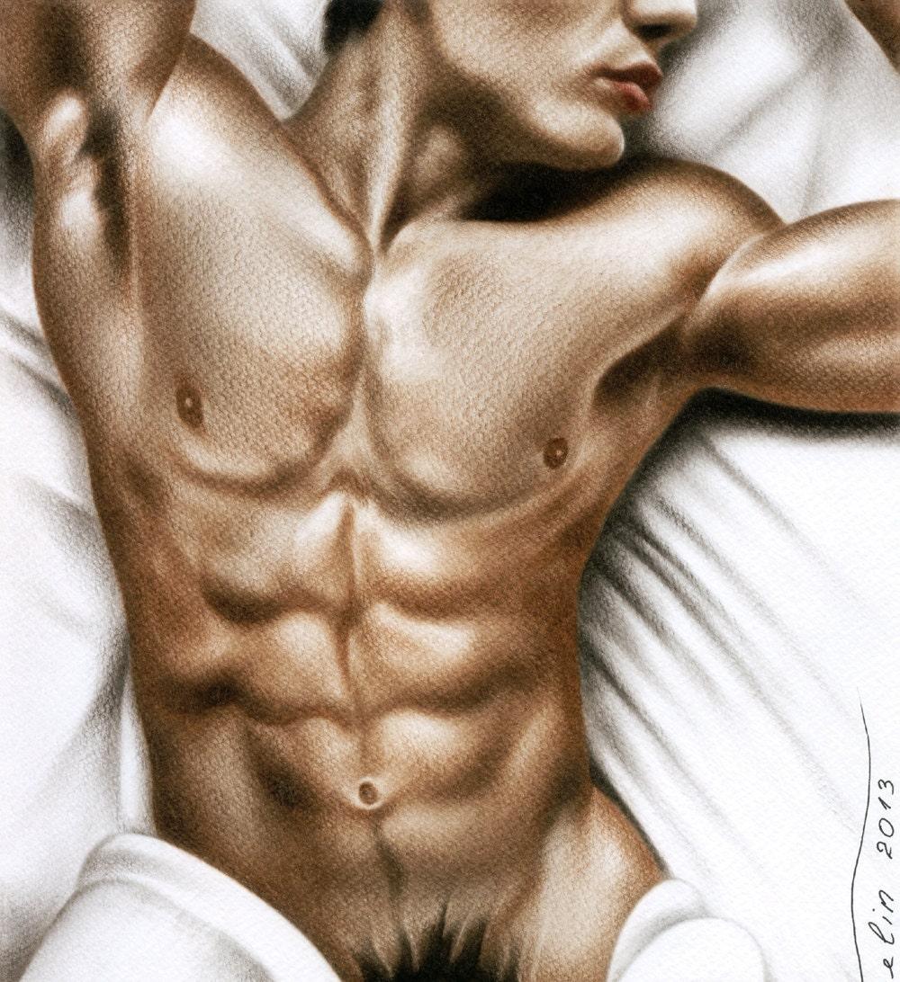 Erotic Male Nude Art 20