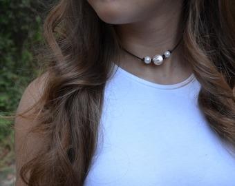 Emily Sky Necklace