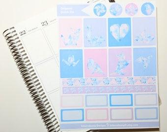 Origami Kit - Planner Stickers - Erin Condren - Happy Planner
