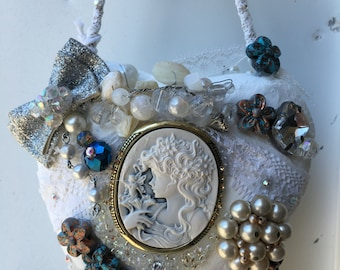 CAMEO...a handcrafted heart you will love!