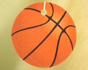 Basketball Car Air Freshener