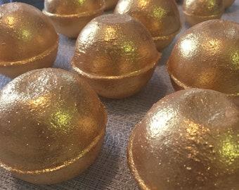 24K Gold Bath Bomb