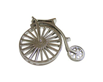 Penny Farthing Retro Bicycle Magnet