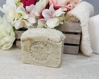 Bentonite Detox Bar Soap - Handmade Soap - Homemade Soap - All Natural Soap - Essential Oil Soap - Bath - Spa