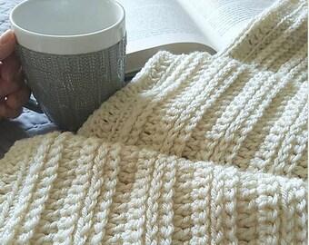 Danielle Afghan Crochet Pattern pdf