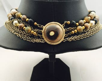 1960's Multi Strand Necklace