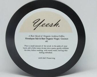 Yeesh Coffee Scrub