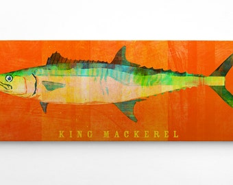 Saltwater Fish Wall Art Block- You pick the Saltwater Fish Art