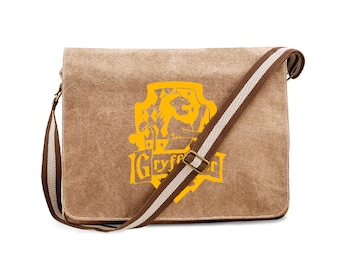 Gryffindor Harry Potter Messenger Bag - Free UK Shipping