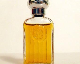Vintage 1980s Giorgio Beverly Hills for Men 0.13 oz Extraordinary Eau de Toilette Cologne Mini Miniature
