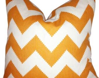 Kravet Chevron Limitless Throw Pillow Cover - Jonathan Adler - Decorative Pillow - Accent Pillow - Both Sides - 14x24, 18x18, 20x20