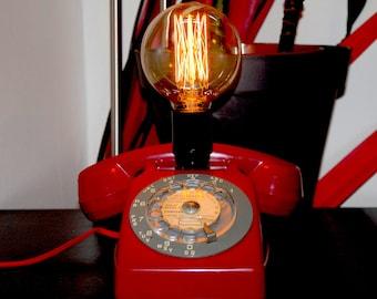 Lamp vintage retro phone GAMMA.7