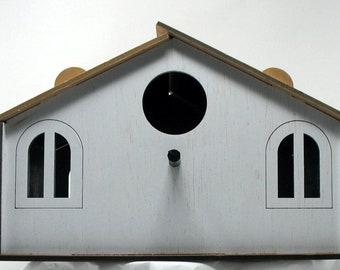 Simplified Birdhouse Kit