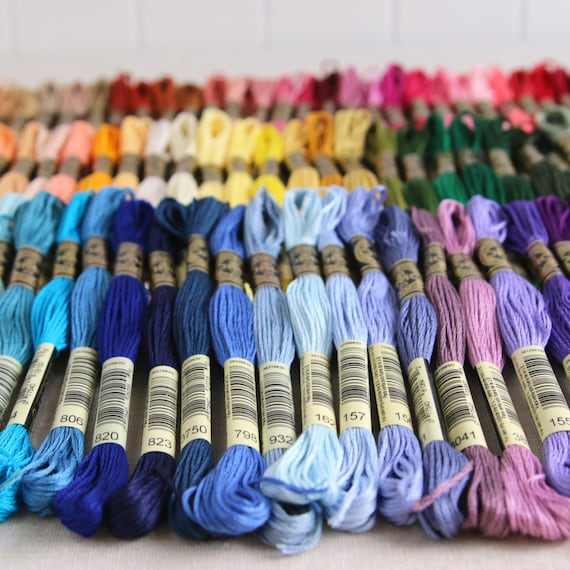 Embroidery Floss Stitching Notions Friendship Bracelets