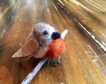 A little bird told me so...