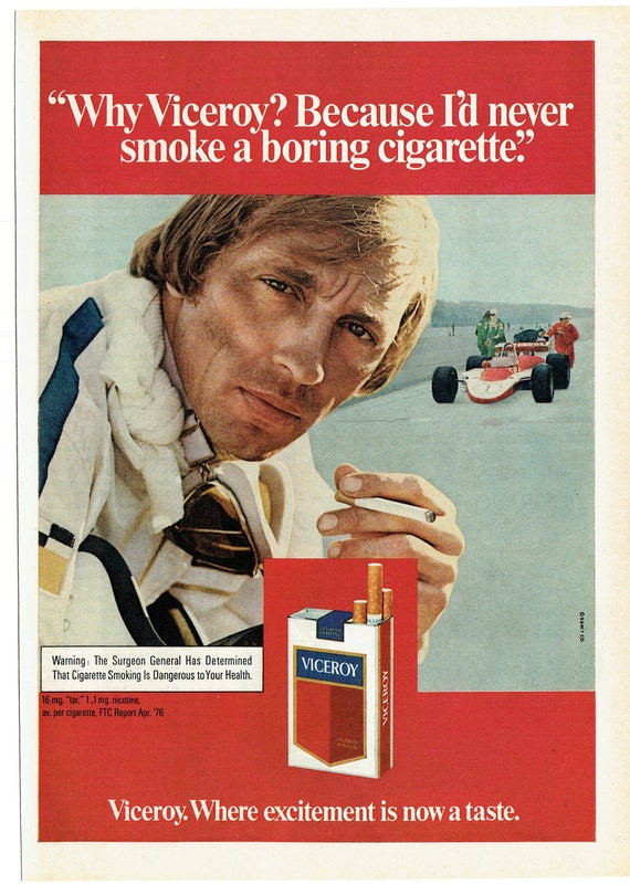 How much pack cigarettes England
