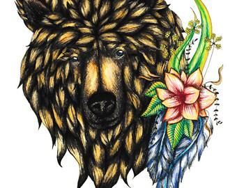 Beary Beautiful