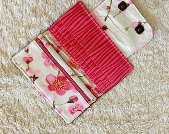 Slimline Wallet Pink
