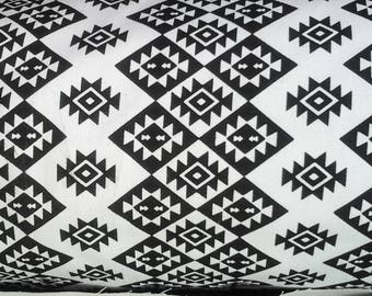 Aztec Fabric | Native Fabric | Tribal Fabric | Ethnic Fabric | BOHO Bohemian Style | fabric by the yard - 1 Yard (#6)