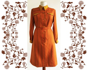 "1960's Vintage Deadstock NOS  ""Marschner Exclusive""  Dress"