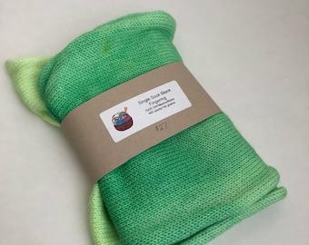 Spring Green Sock Blank