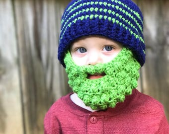 Add Detachable Beard - any color